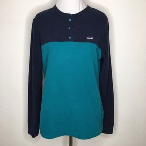 Patagonia Womens Fleece Pullover Sweater Size M
